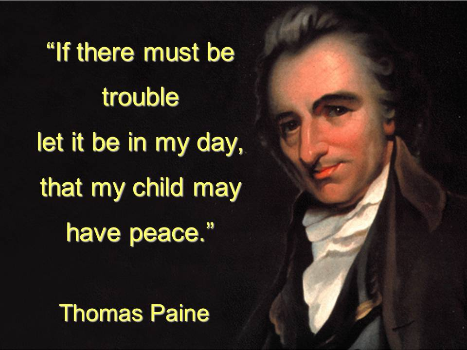 <b>...</b> <b>there must</b> be trouble let it be in my day that my child may have peace <b>...</b> - Slide132